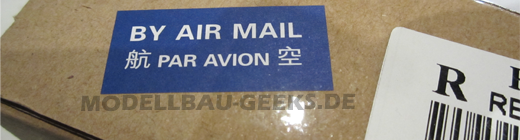 Air Mail for the Geeks