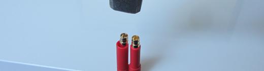 HXT Stecker - Stecker einrasten